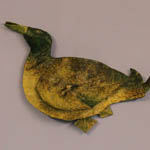 Green Duck Clock01_Ardyn Griffin
